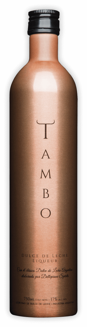 Tambo Liqueur bottle
