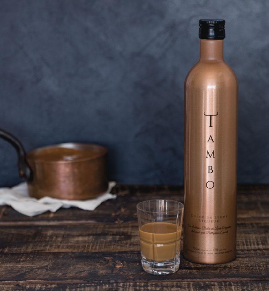 Cooper bottle